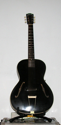 1940's Gibson Archtop