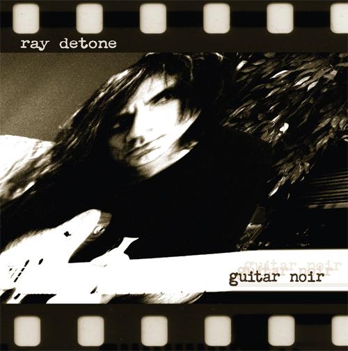 Guitar Noir front cover